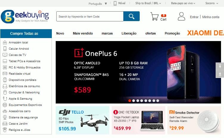 8484b7d68 10 Melhores Sites de Compras Online da China - Confiáveis e Baratos