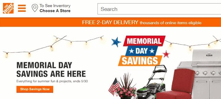c9ab5622140 10 Sites com Ofertas no Memorial Day dos Estados Unidos — 2018
