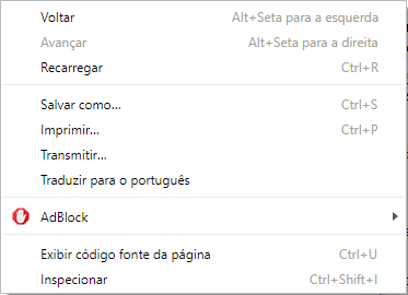 como traduzir site americano para português