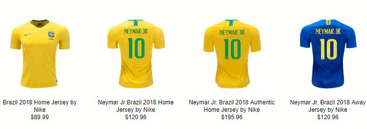 293009be1e Como Comprar Camisas da Copa do Mundo 2018 – Brasil e Seleções