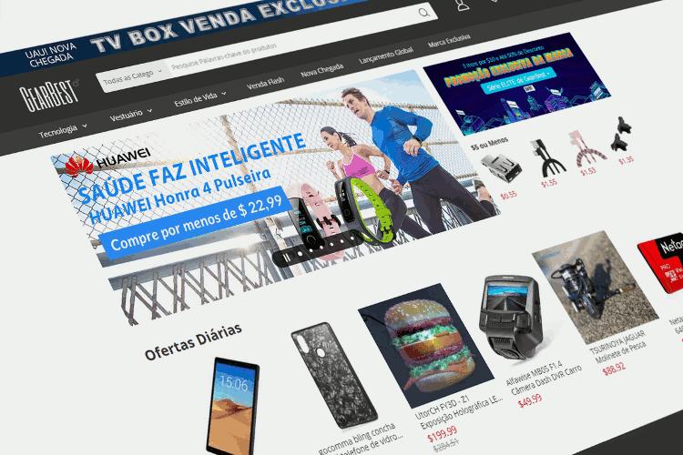 O site gearbest é confiável? Ganhe cupom de desconto para comprar na gearbest em português