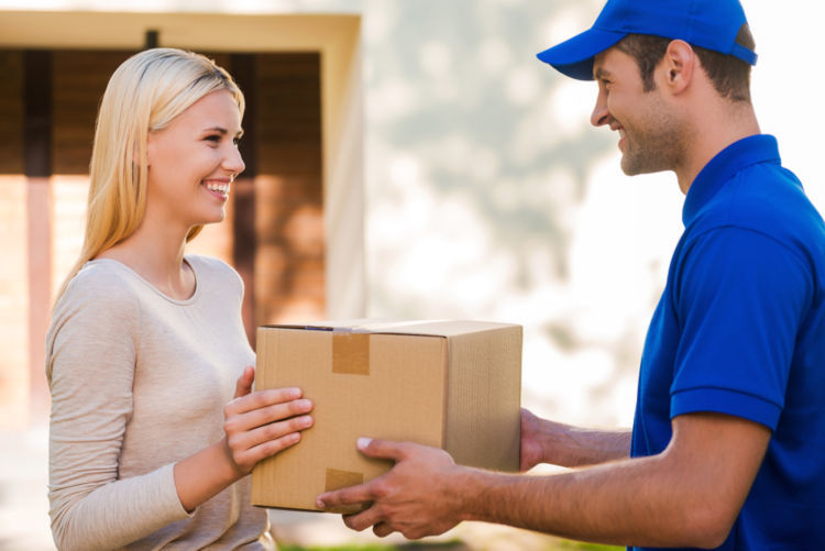 Aumento nos valores do frete - taxa dos correios