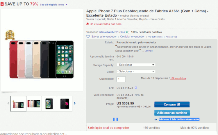 09 como importar iphone no ebay