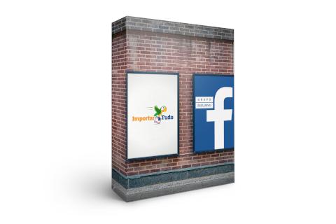 Grupo exclusivo de alunos importadores no facebook