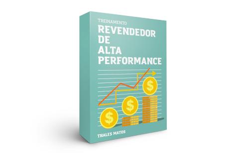 Treinamento revendedor de alta performance
